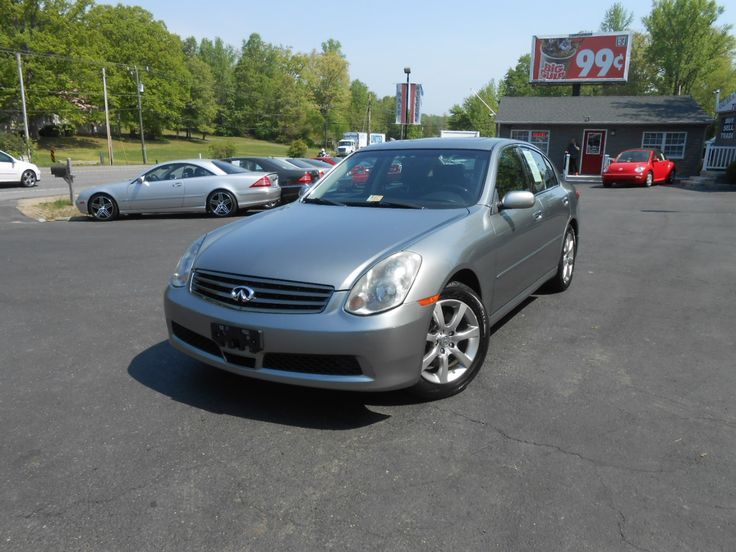 I like this 2006 Infiniti G 35! What do you think? https://usedcars.truecar.com/car/Infiniti-G-2006/JNKCV51F56M605307