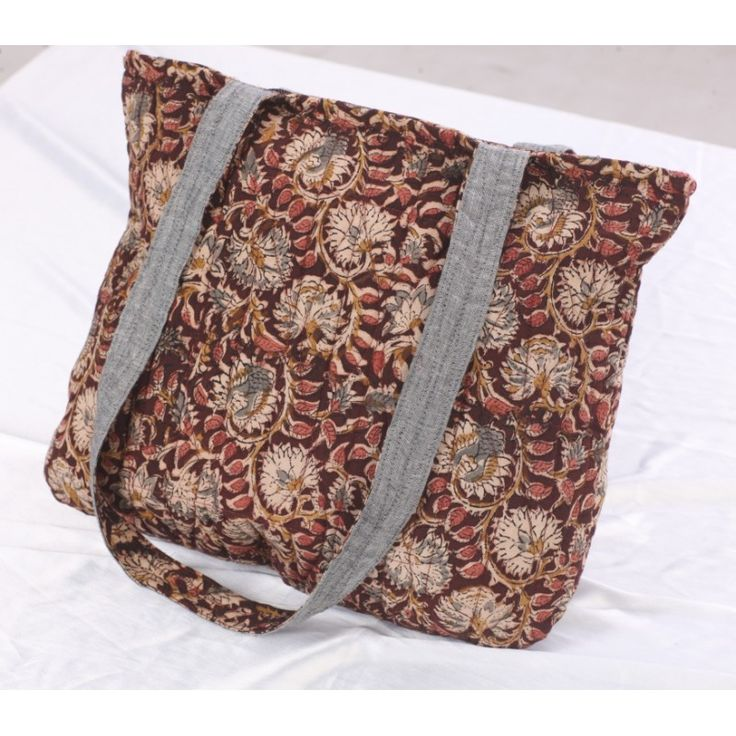 Ethnic quilted bag - Kriti-Kala