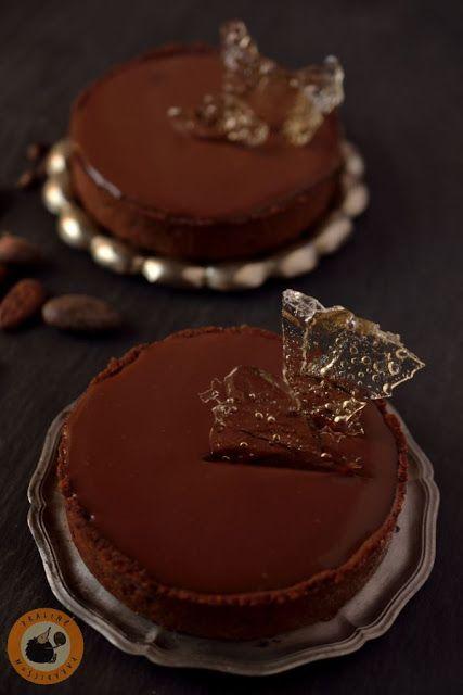 Praliné Paradicsom: Karamellmousse tarte