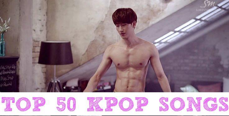 TOP 50 K-POP SONG CHART for NOVEMBER 2014 - WEEK 2