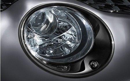 Nissan New Juke Black (Z11) Headlamp Finishers w/HL Washer - KE610BV280BZ