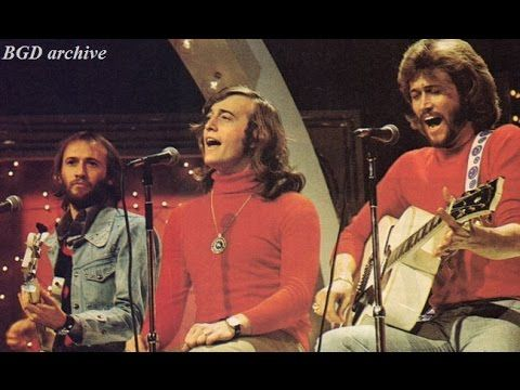 Rare political song written by the Bee Gees ! Unreleased album 1973