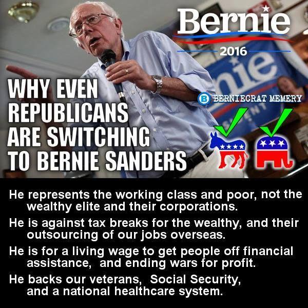 "Elect Bernie Sanders 2016: ""Going Purple For Bernie Sanders,"" What Does That Mean?"