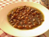 Vita Frugale: Zuppa di fagioli del poverello
