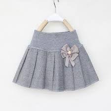 Resultado de imagen para faldas para niña 2015