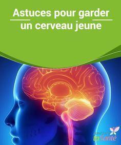 Astuces pour garder un #cerveau jeune Pour garder un cerveau #jeune, il faut savoir l'utiliser à bon #escient et lui accorder une pause lorsque c'est #nécessaire !