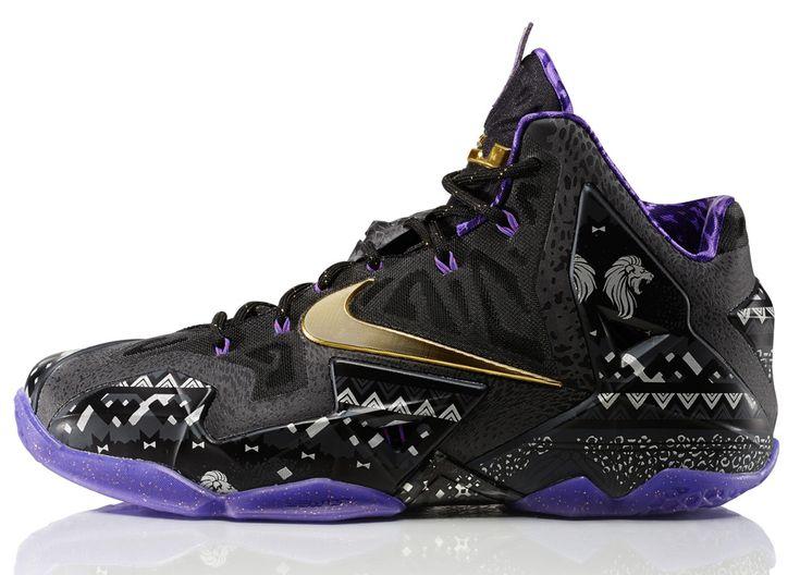 Nike LeBron 11 BHM \