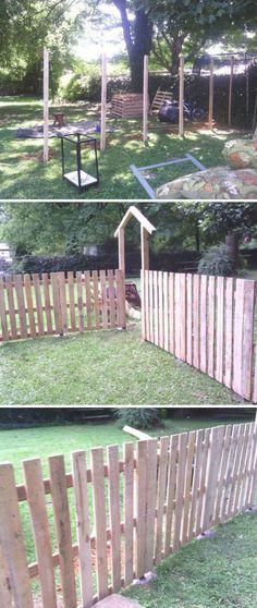 38 Homes That Turned Their Front Lawns Into Beautiful: 38 Best Farm Fencing Ideas- DIY Images On Pinterest