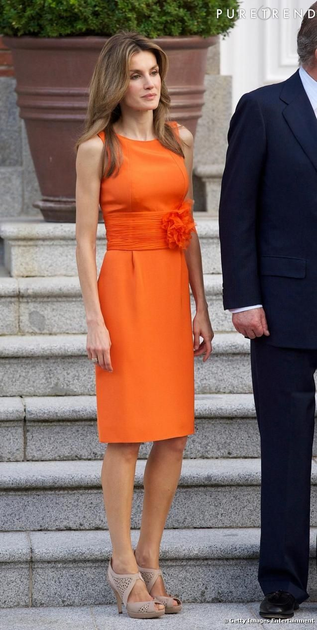 Princess Letizia - LOVE LOVE LOVE this dress