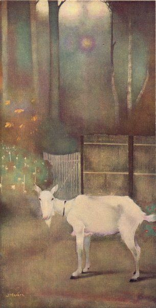 Goat, Jan Mankes