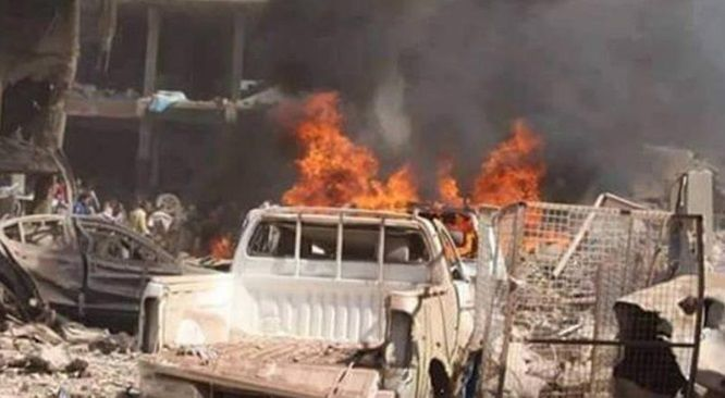 ISIL claims deadly attack targeting Kurdish area Qamishli that killed 44