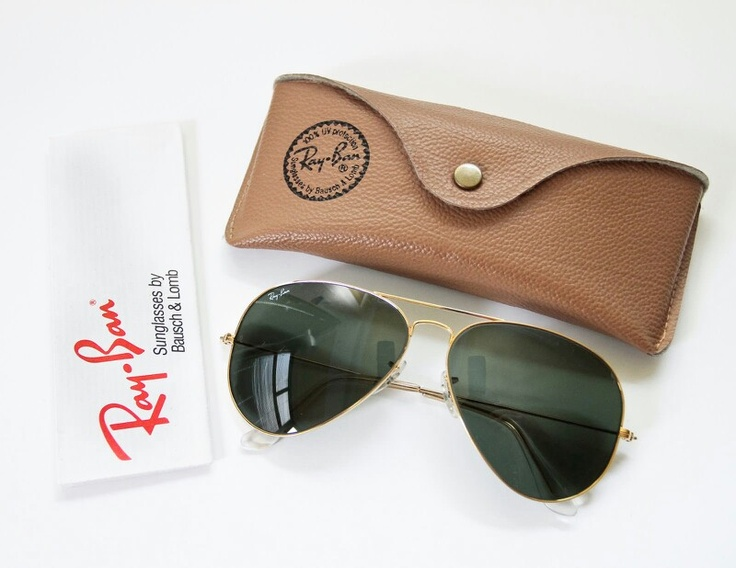 Ray Ban Aviators Case