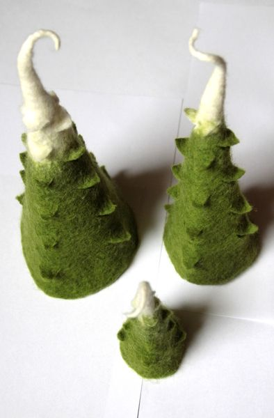 17 best images about filzen on pinterest tea cosies - Rosa tannenbaum ...