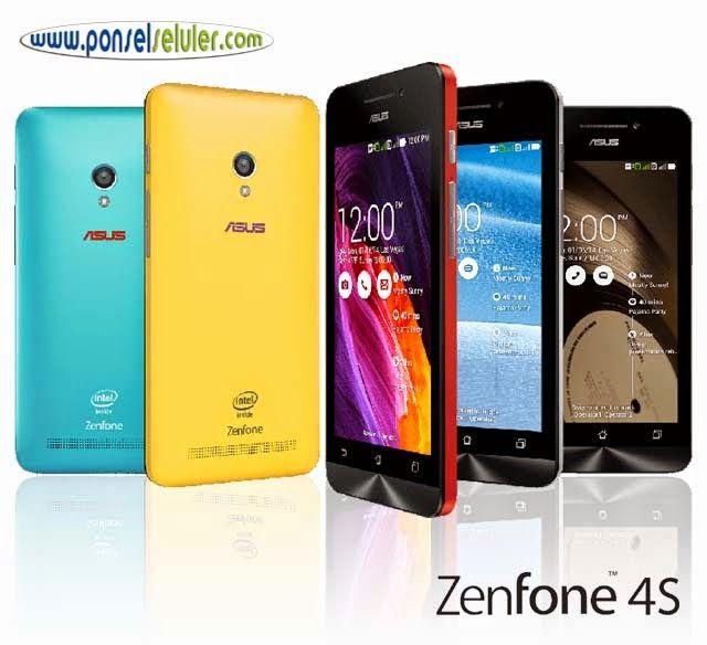 asus zenfone 4 a450cg indonesia