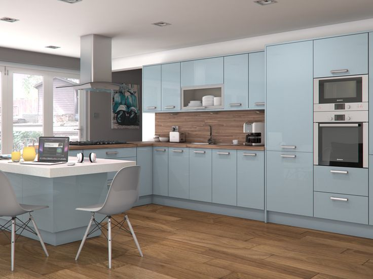 Altino Petrol Blue Kitchens Buy Altino Petrol Blue