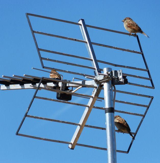 Welche Antenne für DVB-T2