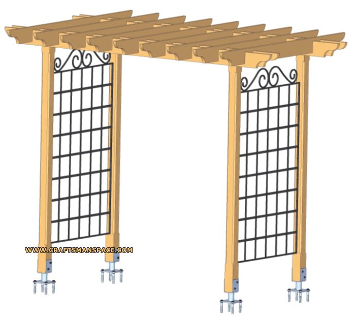 [ Woodworking Plans Arbor Trellis Pdf Free Garden Pergola ]   Best Free  Home Design Idea U0026 Inspiration