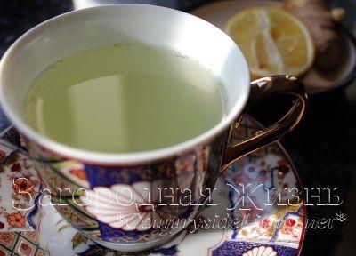 как действует имбирный чай для похудения