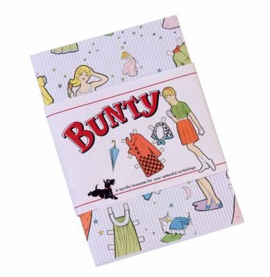Mouse to Minx - Bunty set of two notebooks -
