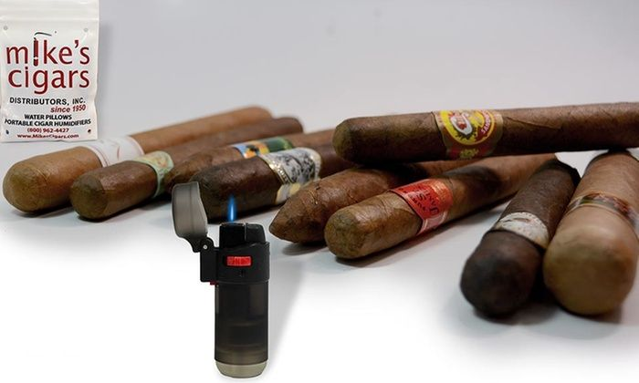 Mike's Cigars Holiday Cigar Samplers: Mike's Cigars Holiday Cigar Samplers