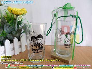 Souvenir Gelas UT212 Kemasan Mika Dengan Pita WA/SMS/TELP: 0852-2602-1075 #gelassouvenir #gelasunik #gelasmurah #gelaslucu #souvenirpernikahan #souvenirunik #souvenir #lucu #souvenirmurah #gelasBelimbing #gelasMurah #SouvenirGelas #JualGelas #souvenirMurah