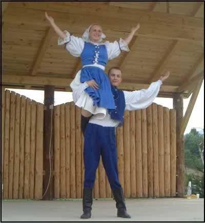 Slovak Folk Music: Myjava Dances