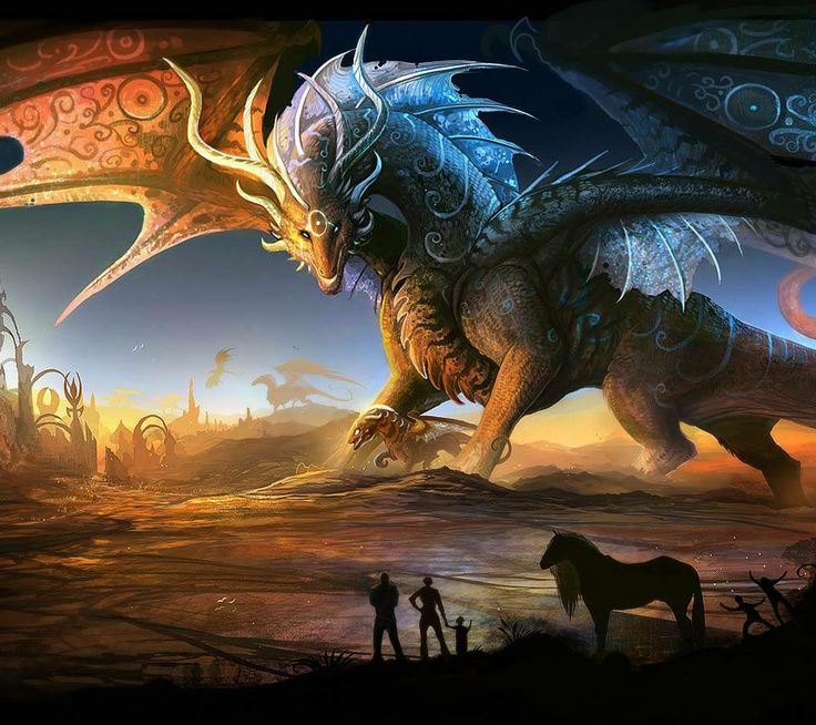 #Dragon-thos has been my favorite dragon picture since i was 16....I LOVE THIS PIC <3