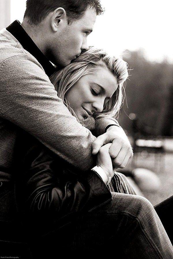 kiss couple romance touch feeling happy hug embrace love beautiful - Camila Lima & Anas Ahmed