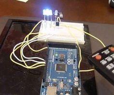 Arduino IR Remote receiver