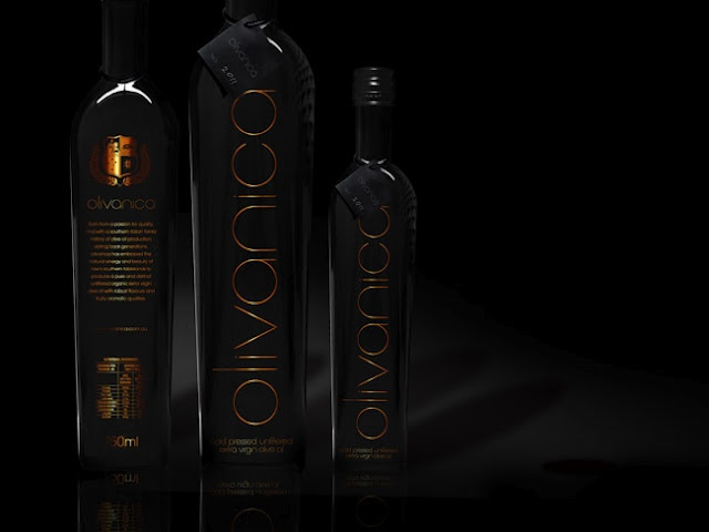 Packaging: Aceite Olivanica