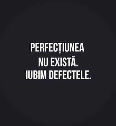 Perfecțiunea