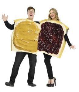 Cute couples costumes for Halloween.