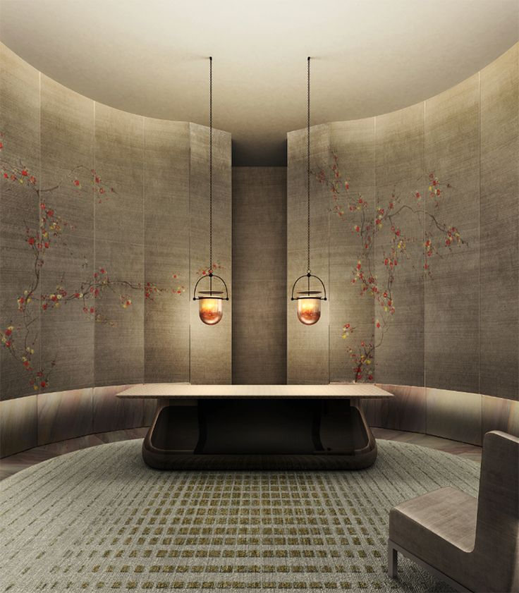 Beijing Waldorf Astoria Light Fixtures Made In The USA By Urban Electric