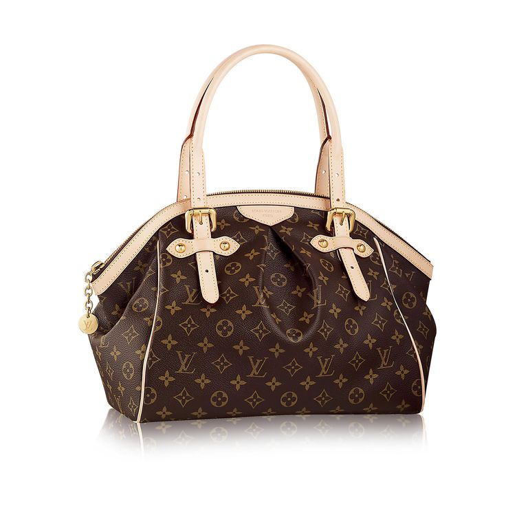 Discover Louis Vuitton Tivoli GM via Louis Vuitton One of my favorite bags to carry it all in!