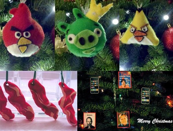 160 Geeky Xmas Ornaments