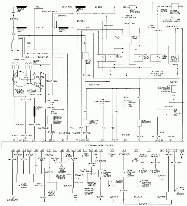 10 Ford L8000 Truck Wiring Diagram Truck Diagram Wiringg Net Diagram Ford Ford Truck