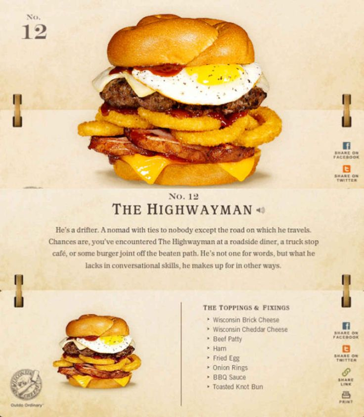 40 Of The Most Delicious-Looking Cheese Burger Combinations Ever - UltraLinx