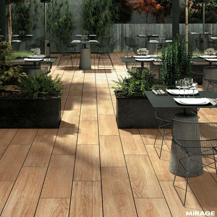 mirage keramik in holzoptik terrassen balkone in 2019 pinterest terrasse balkon und. Black Bedroom Furniture Sets. Home Design Ideas