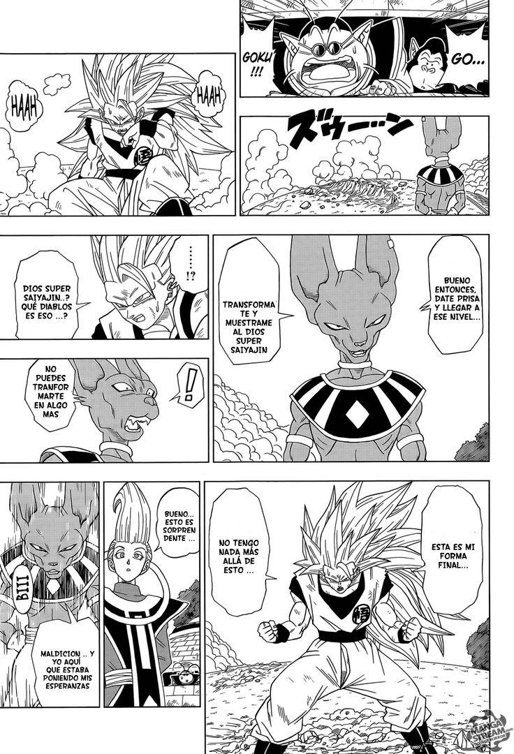 Dragon Ball Super Manga 2 Español - Dragonballsuper.com.mx