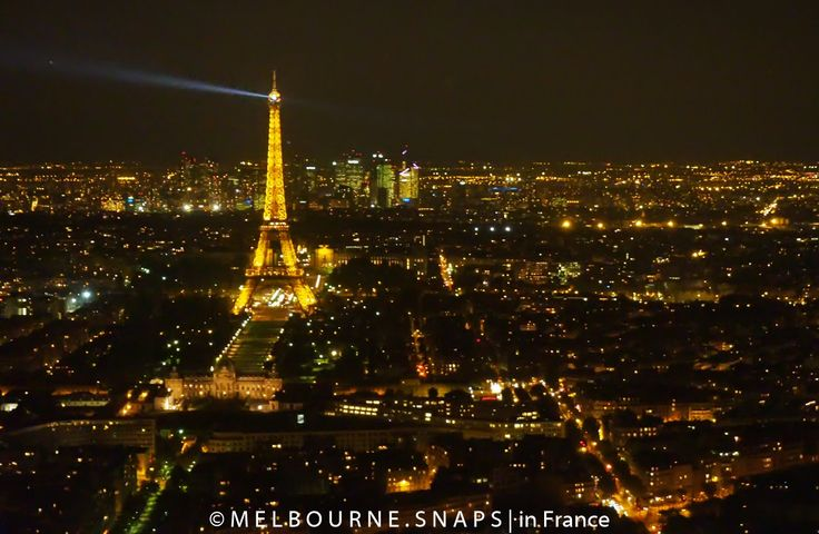 THE MAGIC OF THE EIFFEL TOWER