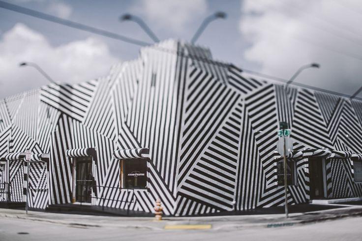 Junior & Hatter — Wynwood Arts District, Miami