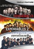The Expendables/The Expendables 2/The Expendables 3 [DVD]