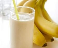 Recipe Banana smoothie with honey by RaeCam - Recipe of category Drinks