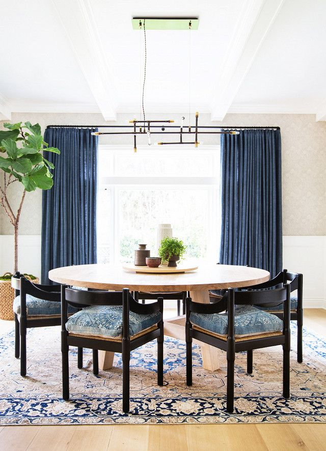 """If you're a fan of her work, then you'll know her obsession with vintage rugs, well, rugs in general. """"I spent hours and hours sourcing the perfect rugs for the house,"""" she said. """"I chose a mix of..."""