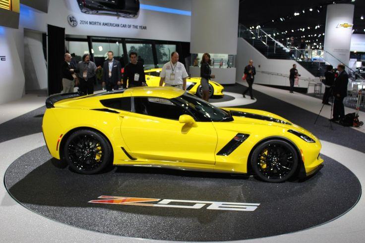 2015 Corvette | 2015 Chevrolet Corvette Z06 - 2014 Detroit Auto Show live photos