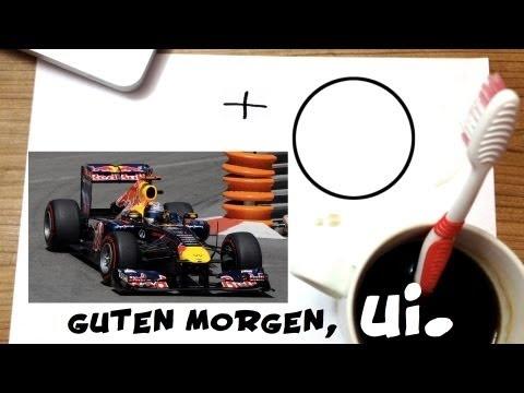Vettel Weltmeister Formel 1 fährt im Kreis? / ui. vlog