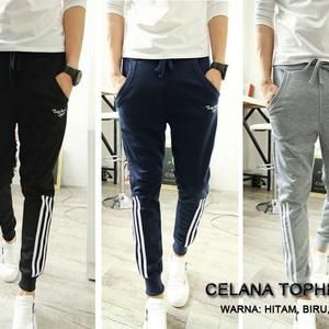 celana jogger training TOPHERE import