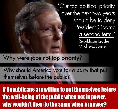 Image result for mcconnell out top political priority