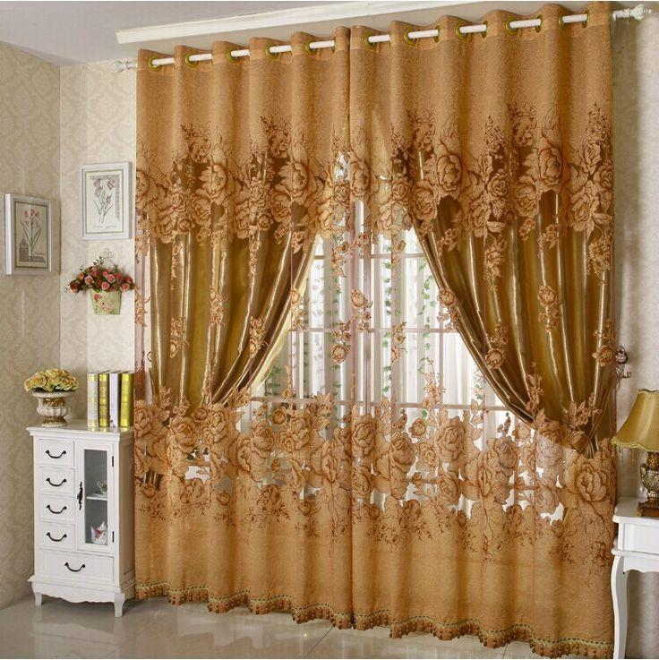 17 melhores imagens sobre cortinas em geral no pinterest janela blanco y negro e tecidos. Black Bedroom Furniture Sets. Home Design Ideas