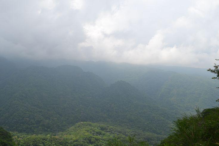 Hiking in El Imposible National Park, El Salvador